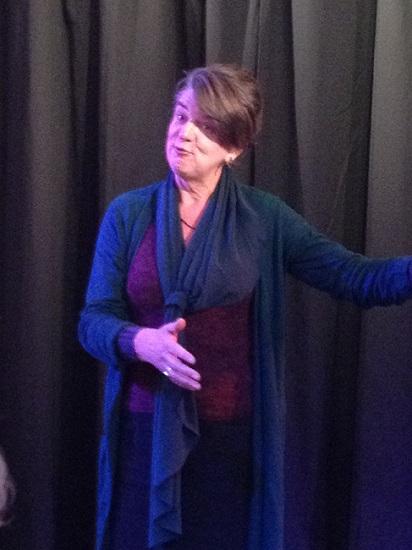 Marja van den Hurk vertelt verhalen